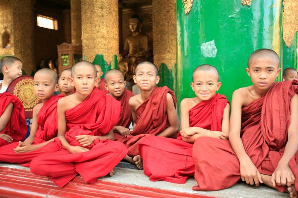 Myanmar Love Boxes