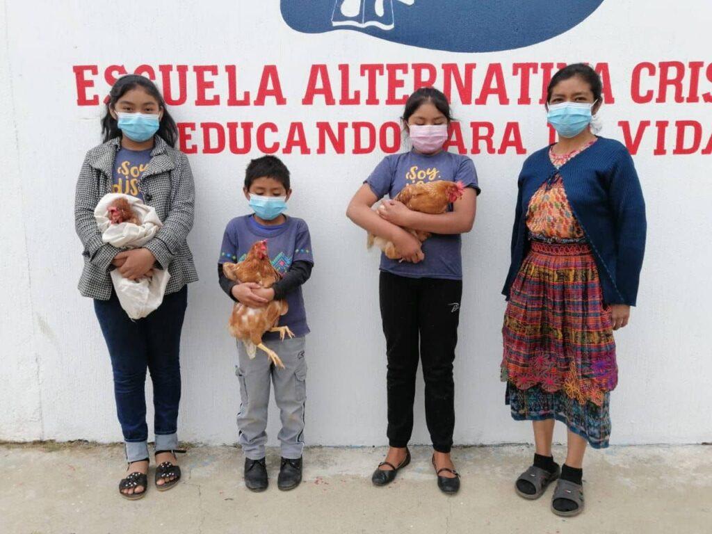 Guatemala Feeding Program