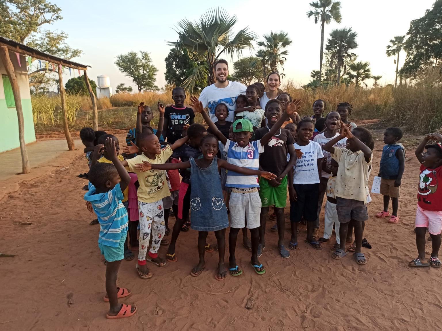 New Program in Guinea-Bissau Africa