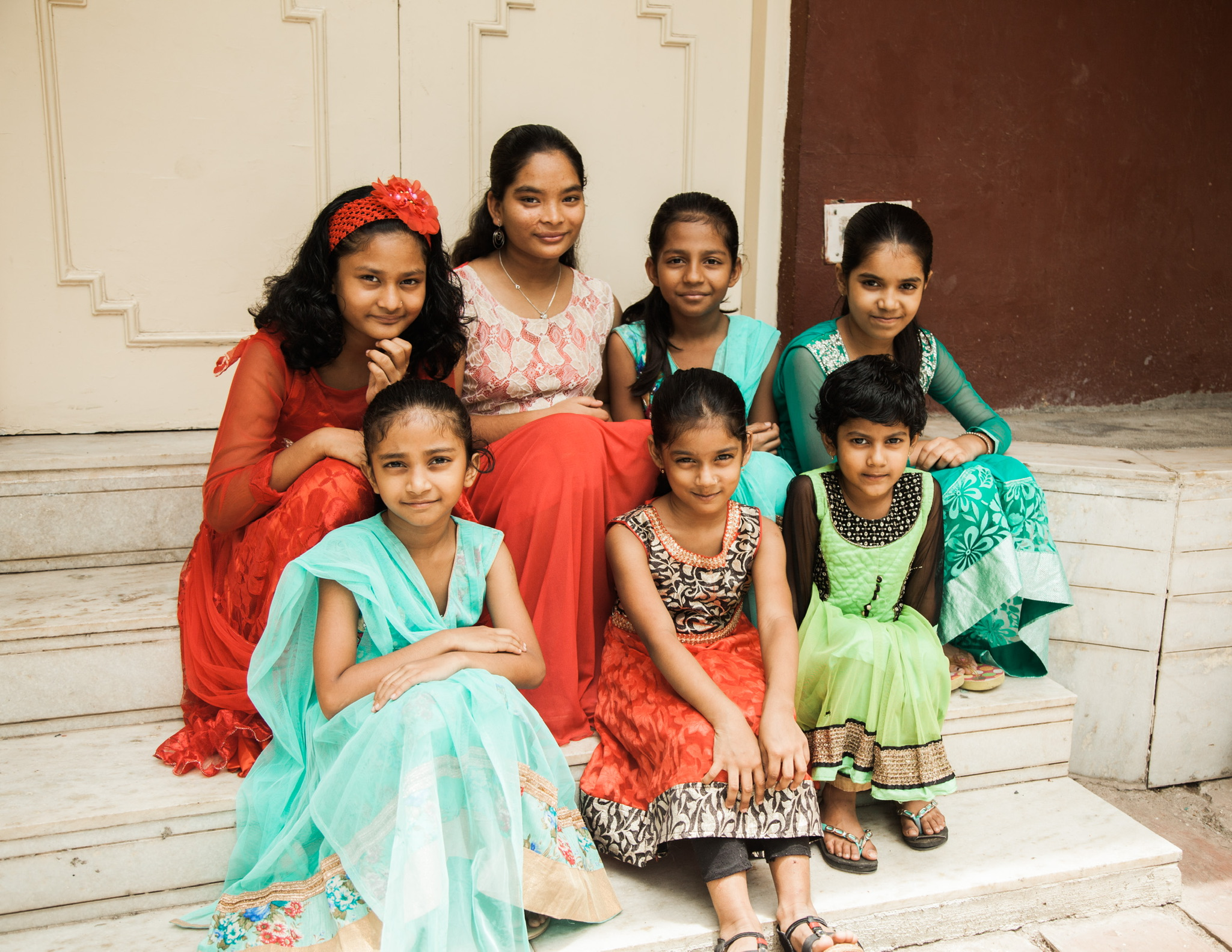 Finding Grace in a home for kids in India