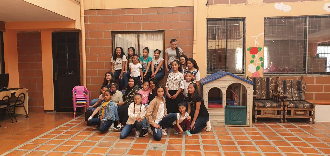 Santa Elena Orphanage – A new life and hope for abused girls