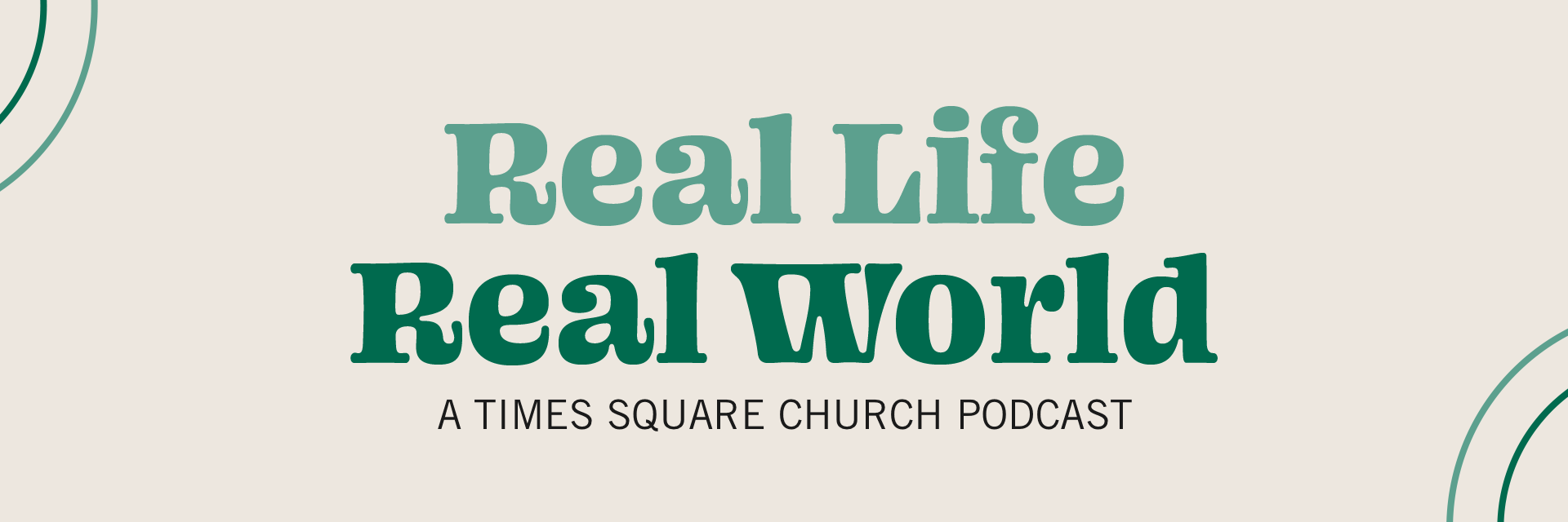 Real Life Real World Podcast